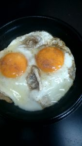 白楽天 焼豚玉子飯