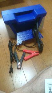 Meltec PCX-2000 ケーブルが収納可