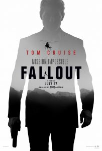 mission impossible 6 fallout poster