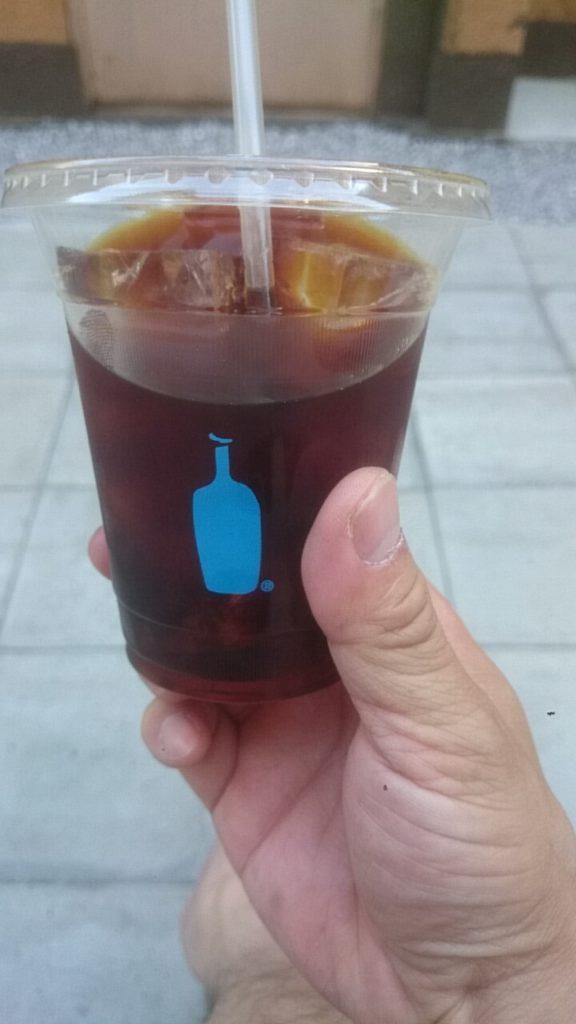 三茶 ブルーボトルコーヒー